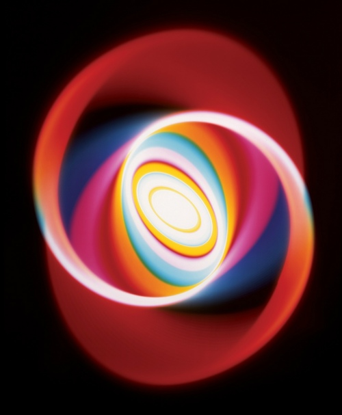 Rob and Nick Carter - RN398, Colour Changing Spiral, 2004 · © Copyright 2020