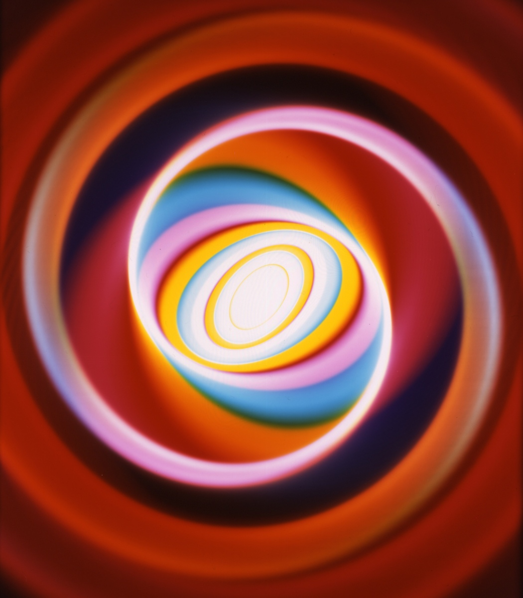 Rob and Nick Carter - RN383, Colour Changing Spiral XXIII, 2004 · © Copyright 2020