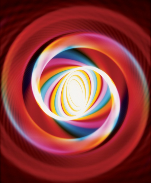 Rob and Nick Carter - RN382, Colour Changing Spiral, 2004 · © Copyright 2020