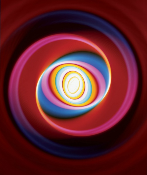Rob and Nick Carter - RN308, Colour Changing Spiral, 2003 · © Copyright 2020