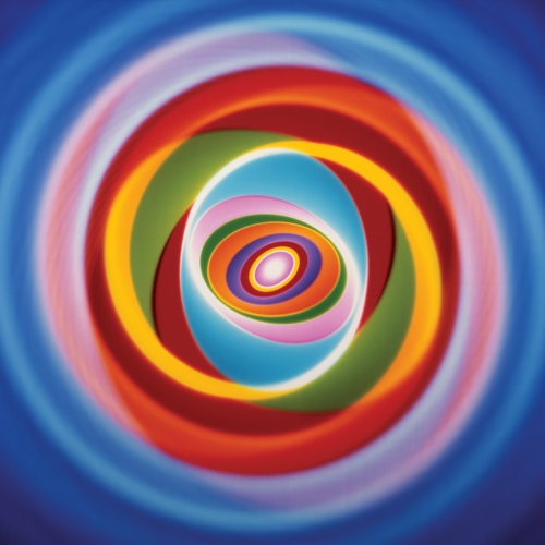 Rob and Nick Carter - RN374, Colour Spiral, 2004 · © Copyright 2020