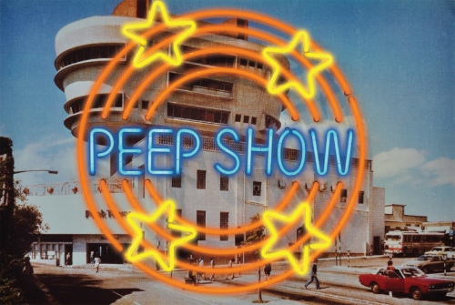 Rob and Nick Carter - RN797, Peep Show, 2011 · © Copyright 2019