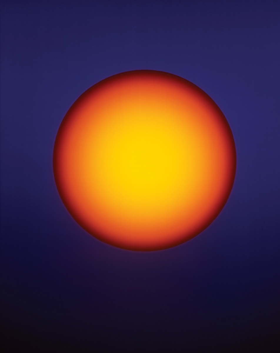 Rob and Nick Carter - RN920, Orange Orb, 2013 · © Copyright 2019