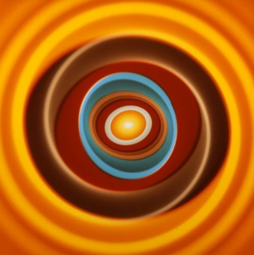 Rob and Nick Carter - RN360, Colour Spiral I, 2004 · © Copyright 2020