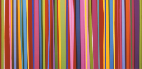 Rob and Nick Carter - RN408, Vertical Lines, Light and Paint XX, 2004 · © Copyright 2019