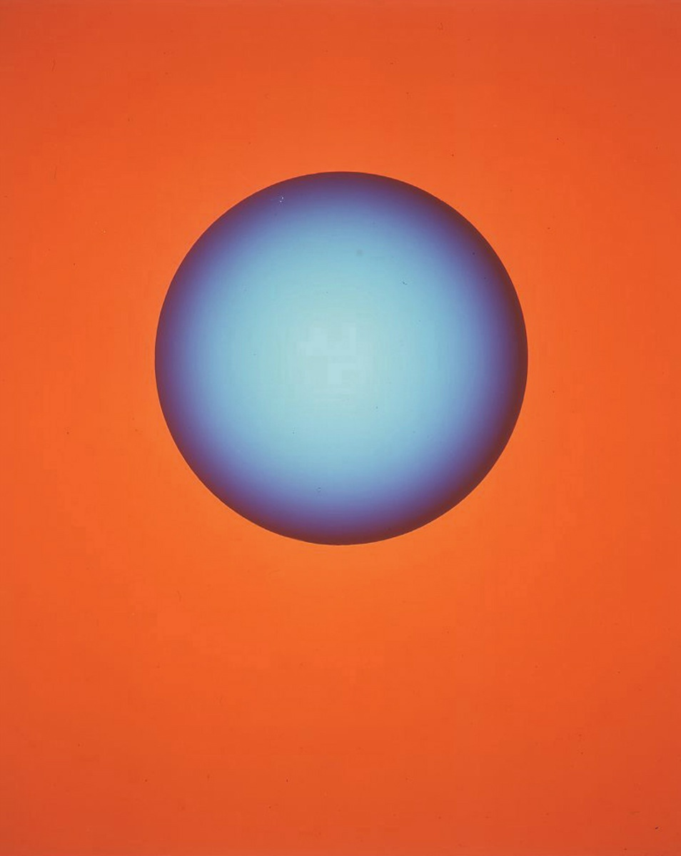 Rob and Nick Carter - RN705, Blue Orb, 2007 · © Copyright 2020