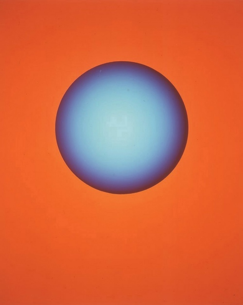 Rob and Nick Carter - RN705, Blue Orb, 2007 · © Copyright 2019