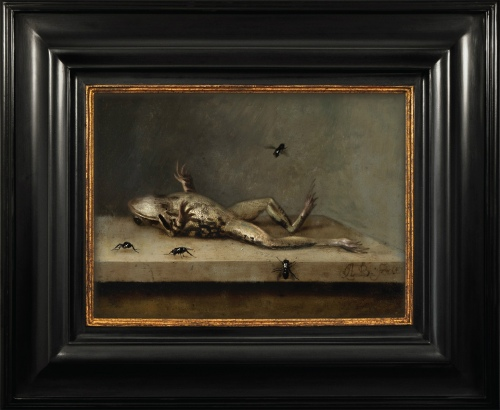 Rob and Nick Carter - RN915, Transforming Vanitas Painting, 2012-13 · © Copyright 2020