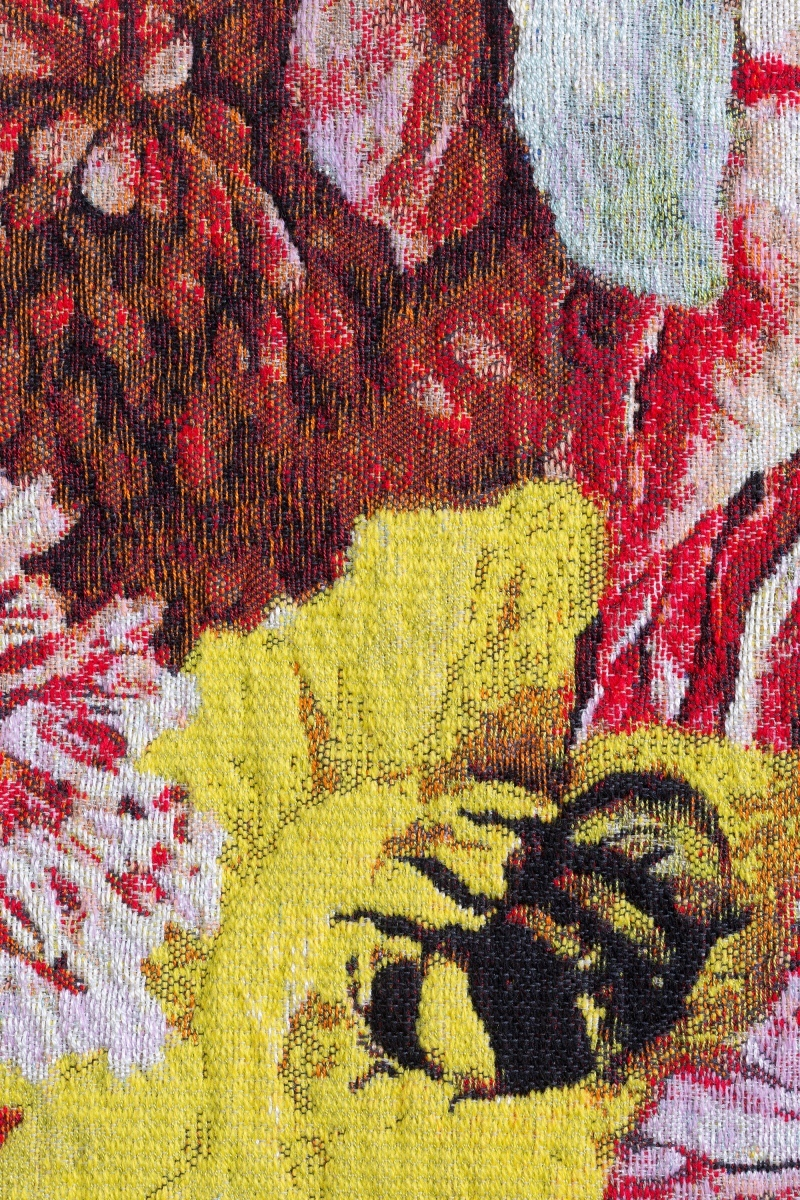 Rob and Nick Carter - RN1173, Dutch Golden Age Tapestry, 2018 · © Copyright 2019