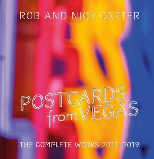 Rob and Nick Carter - Postcards From Vegas · © Copyright 2019