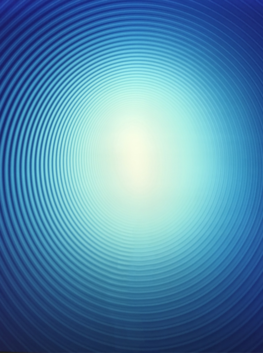 Rob and Nick Carter - RN1098, Blue Spiral, 2017 · © Copyright 2019