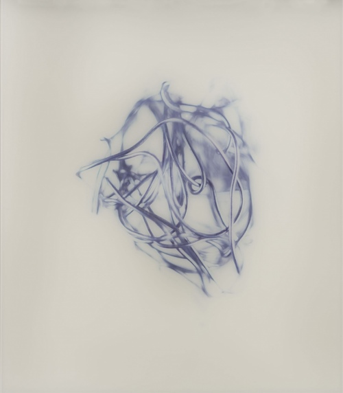 Rob and Nick Carter - RN1212, Silver Looping Traces II, 2018 · © Copyright 2019