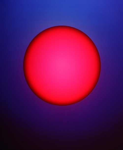 Rob and Nick Carter - RN1216, Pink Orb, 2018 · © Copyright 2019